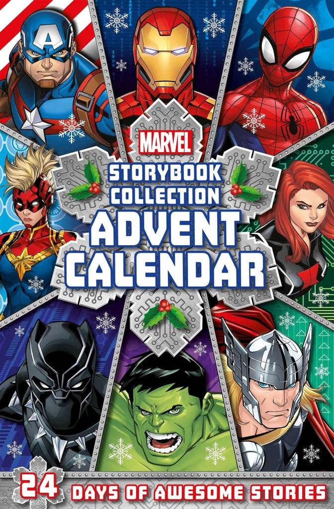 Marvel: Storybook Collection Advent Calendar for kids 2021
