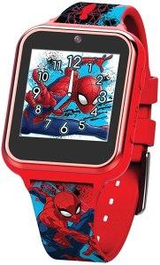 marvel spider man touchscreen interactive smart watch