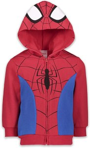 marvel spiderman venom spiderverse fleece