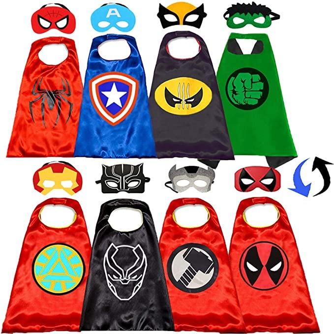 Marvel Superhero Capes