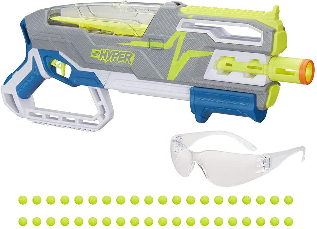NERF Hyper Siege-50 Pump-Action Blaster