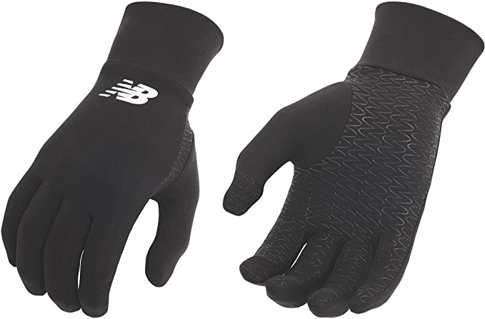 New Balance Lightweight Touchscreen Warm Running Gloves