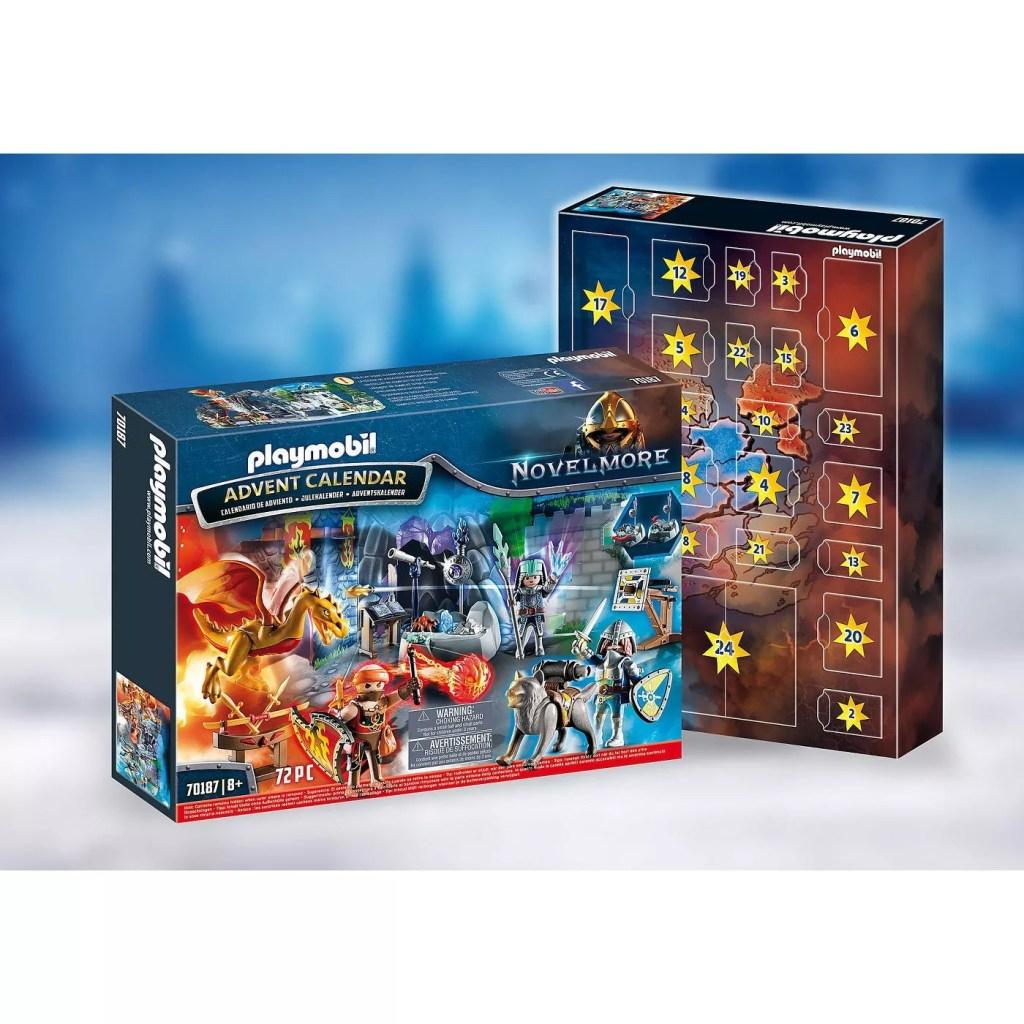 Playmobil Advent Calendar - Battle for The Magic Stone