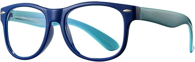 Pro Acme Blue Light Blocking Glasses for Kids in blue, blue light glasses for kids