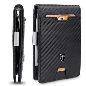 men's wallets on Amazon, last-minute gifts