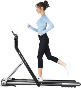 RHYTHM FUN foldable treadmill, best treadmill desk