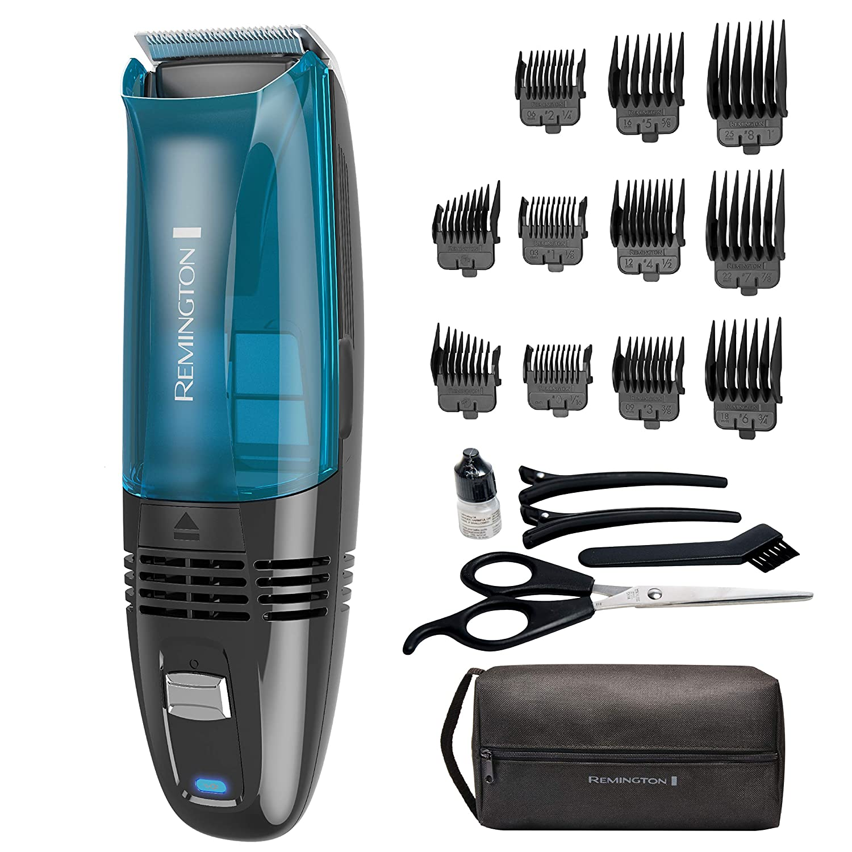 Remington HC 6550 Vacuum Hair Clippers, best hair clippers