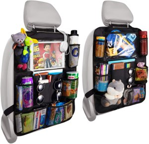 reserwa backseat car organizer