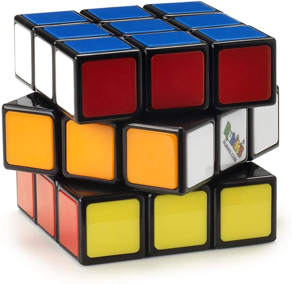 Rubik's Cube , best travel games for kids