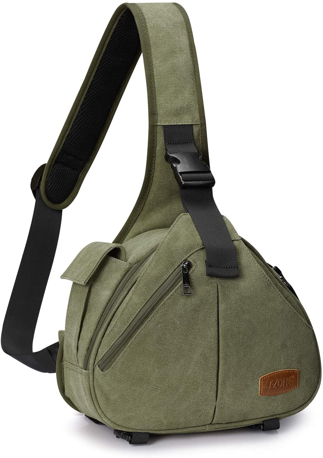 S-Zone Canvas Camera Sling Bag