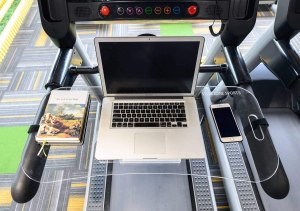 best treadmill desk stylezone treadmill laptop computer