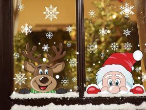 sallygbshop peeking santa rudolph