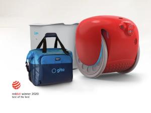 gita personal robot, luxury Christmas gifts