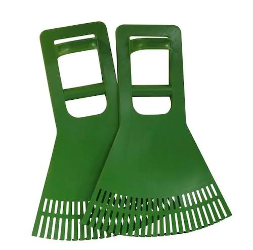 Vertex Premium Quality USA Leaf Lawn Pick-Up Scoops