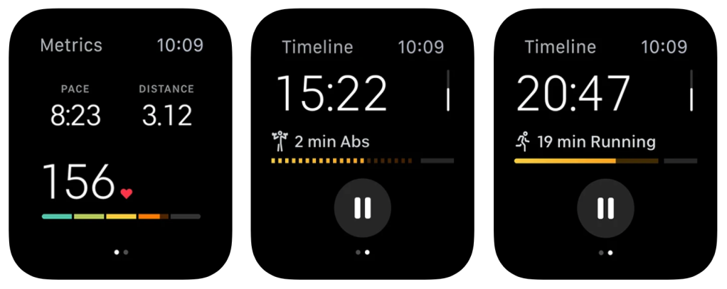 peloton activity workout app
