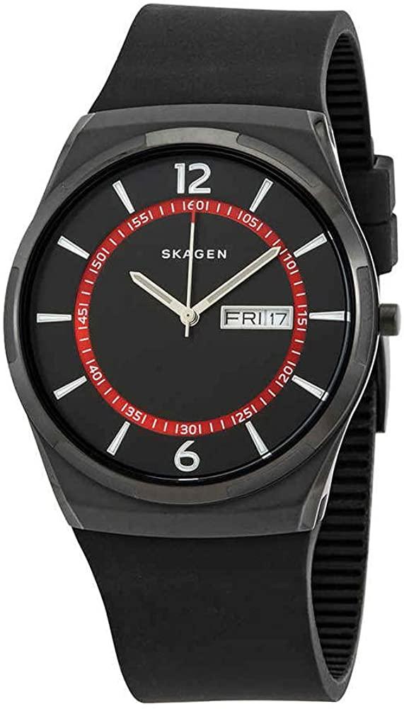 best skagen watches - Skagen Melbye black watch