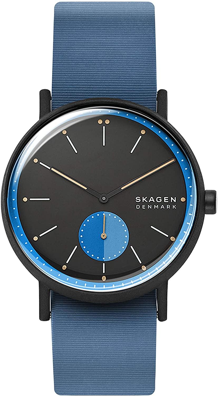 Skagen Signatur Silicone Field Watch