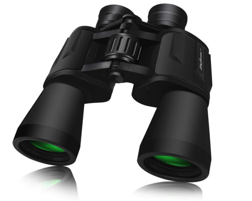 SkyGenius 10 x 50 Powerful night vision Binoculars