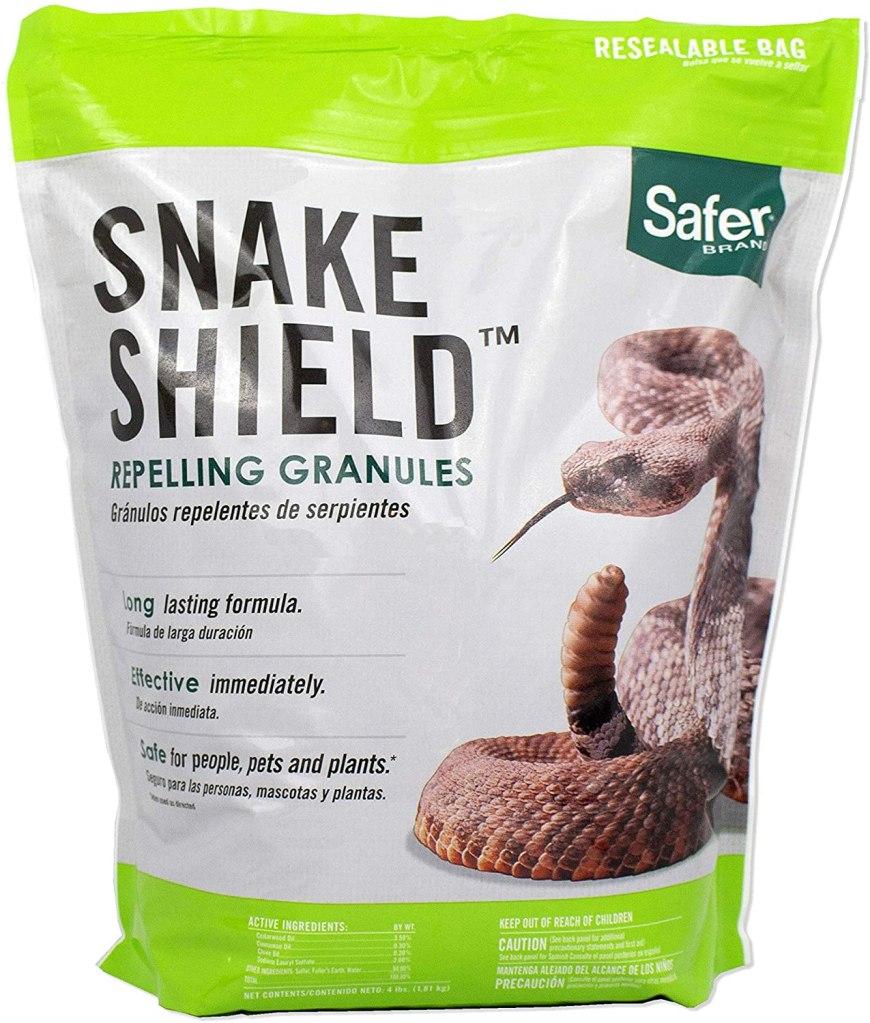 Snake Shield Snake Repellent Granules