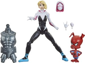 spider man hasbro marvel legends series gwen stacy