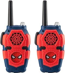 spiderman frs walkie talkies