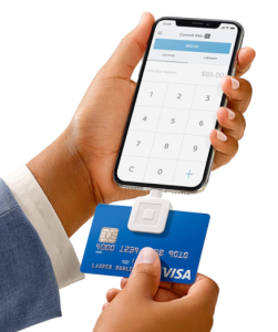Square Reader for iPhone