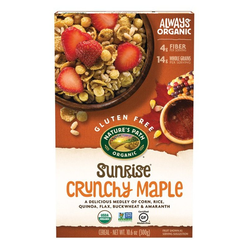 Sunrise-Crunchy-Maple-Cereal