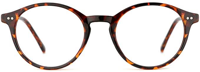 TIJN Blue Light Blocking Glasses in tortoise