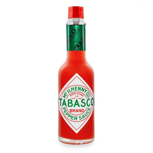 Tabasco Original Flavor Pepper Sauce, hottest hot sauce