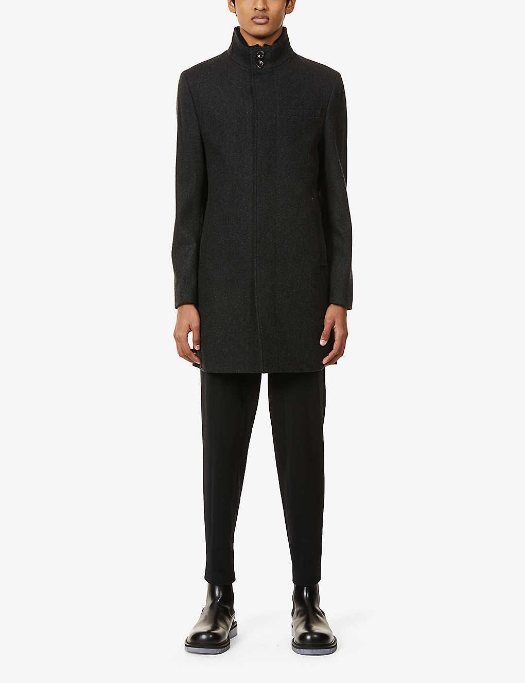 Ted-Baker-Funnel-Neck-Wool-Blend-Coat