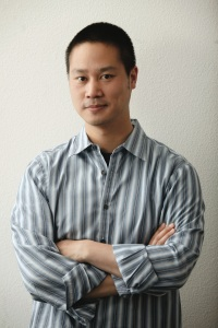 Tony Hsieh footwear news portrait