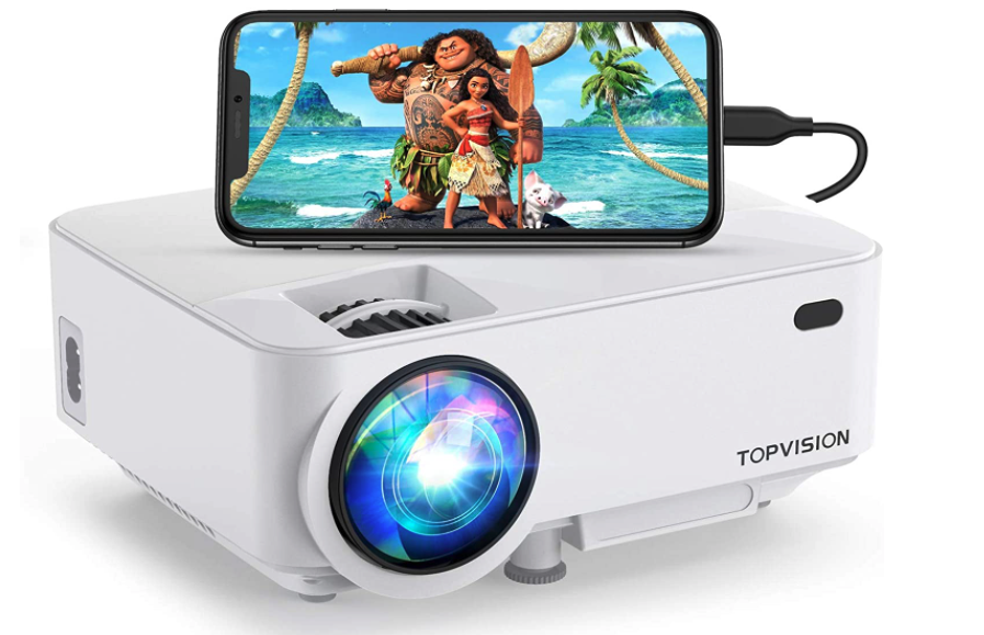 Topvision 5500L Outdoor Movie Projector