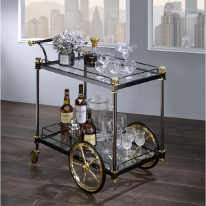 Everly Quinn Torpoint Bar Cart