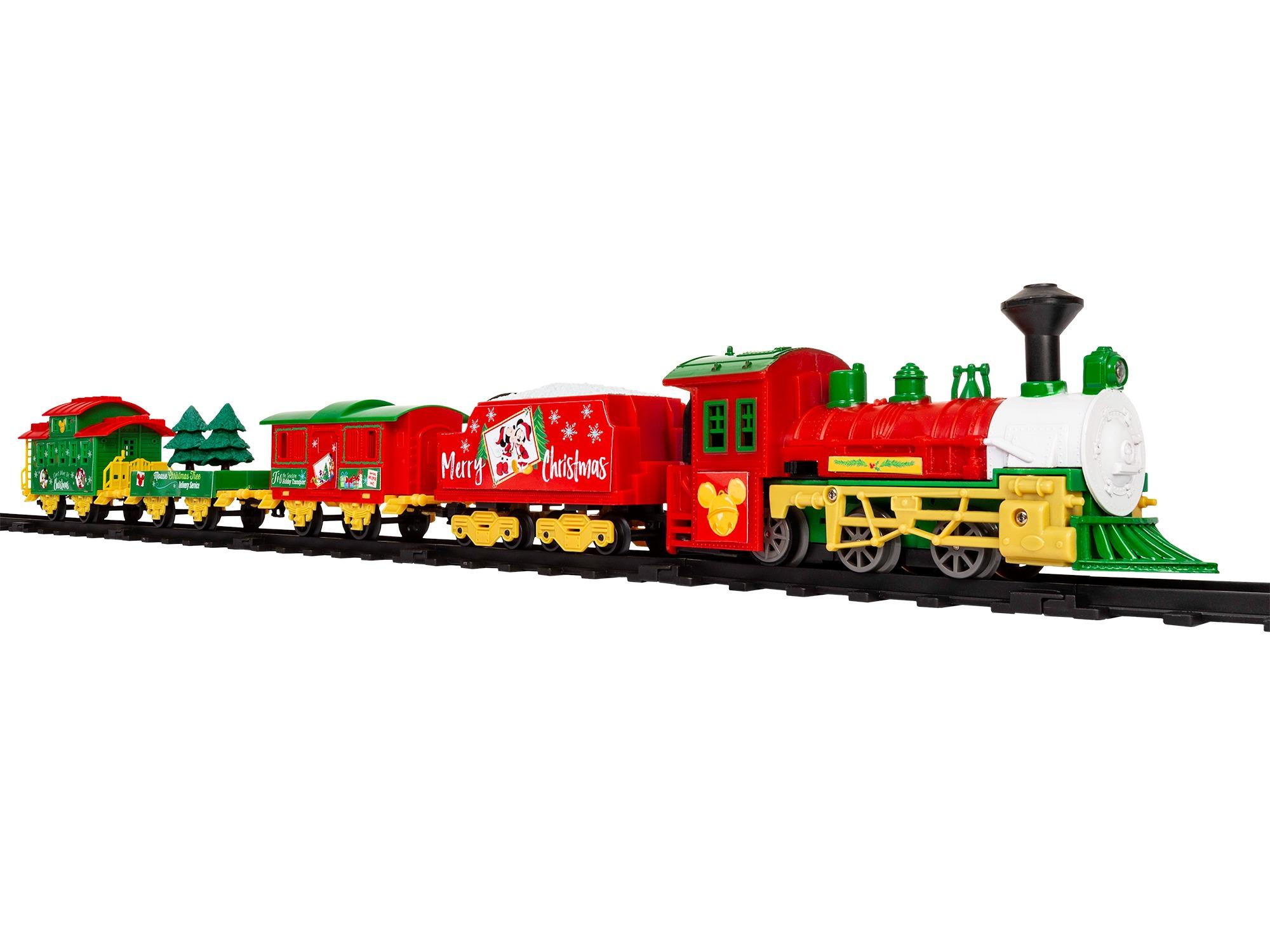 Lionel Disney Mini Model Train Set