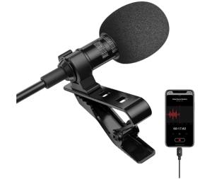 Ttstar Lapel Microphone