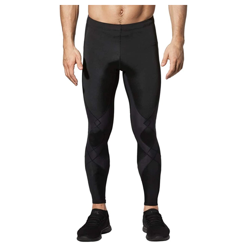 CW-X Men's Stabilyx Joint Support Compression Sports Tights