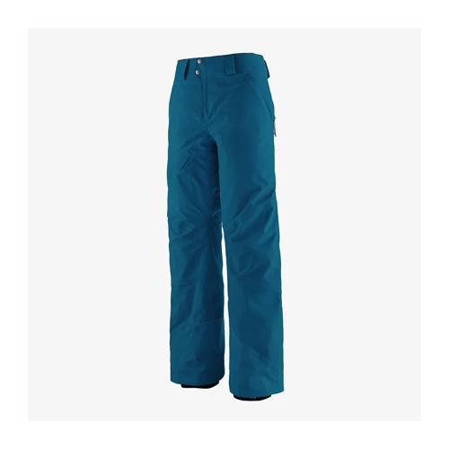 Patagonia blue snow pants