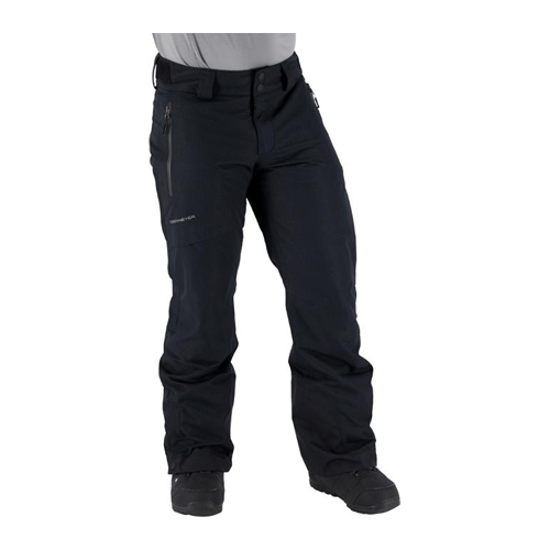 Obermeyer Force Snow Pants (insulated black snow pant)