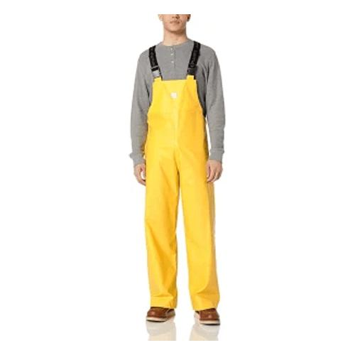Carhartt Men's Waterproof Bib Overalls (in yellow)