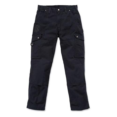 Carhartt Men's Ripstop Cargo Work Pant in black