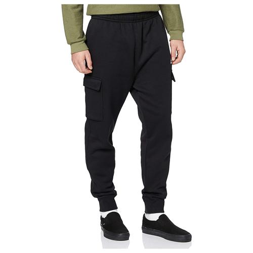 Man wears Nike Club Cargo Pants