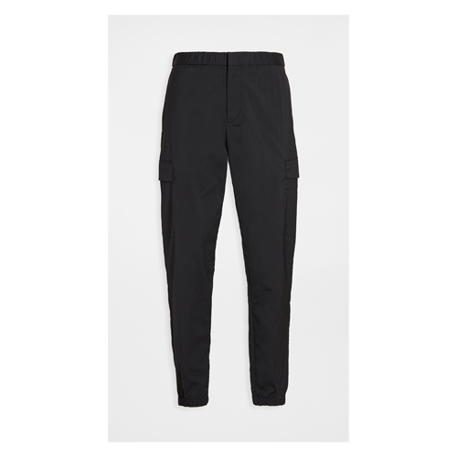 Theory Zaine Cargo Pants in black