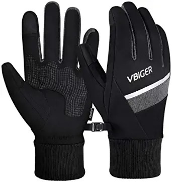 VBiger 3M Winter Gloves