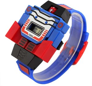 wrist watch vigoroso transformer