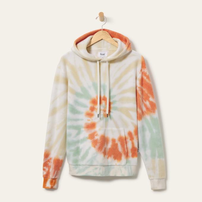 feat hoodie