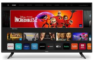 Vizio 32-Inch D-Series Full HD Smart TV