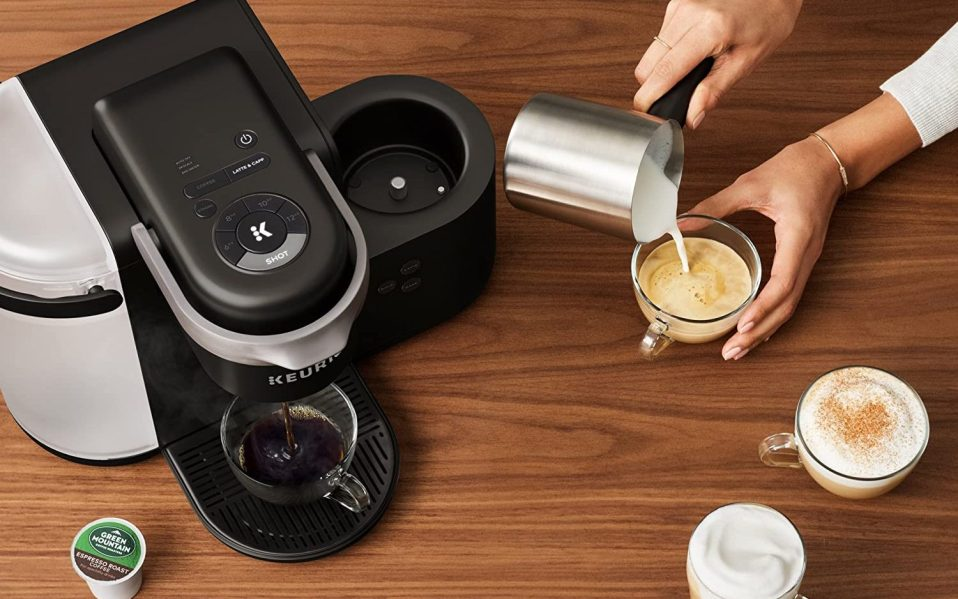 coffee-machine, best work from home gifts