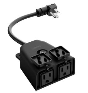 Wemo WiFi Smart Outdoor Plug