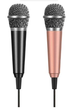 Wootrip Mini Karaoke Microphone