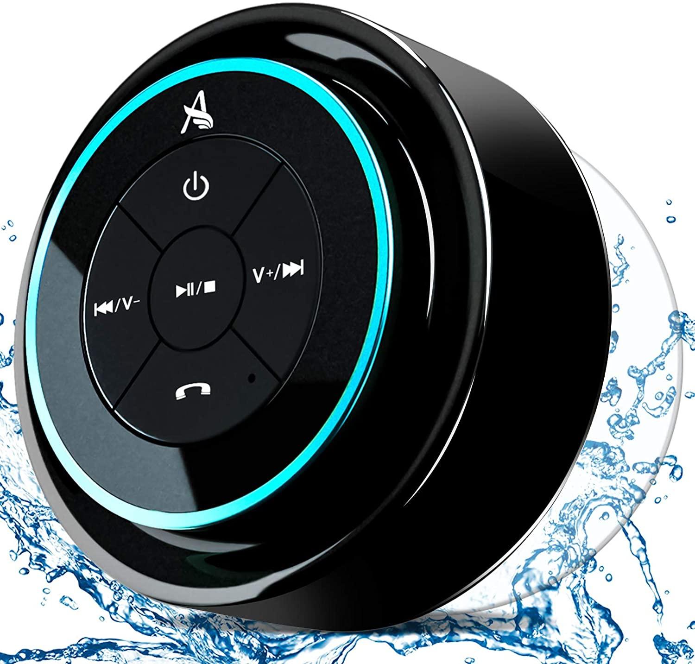 XLeader SoundAngel Mate Bluetooth Waterproof Speaker, Best Gifts for Coworkers